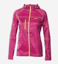 chaqueta  asics mujer - intersport