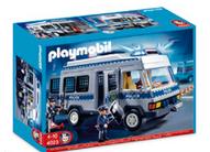 furgon policial eroski navidades 2014