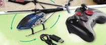 helicoptero radiocontrol lidl