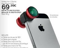 lente 4 en 1 iphone la tienda en casa