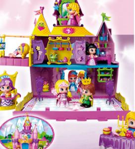 palacio princesas eroski navidades 2014