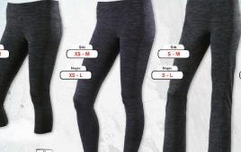 pantalon fitness lidl