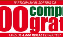 100 compras gartis Milar