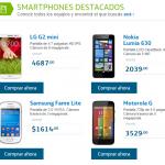 Folleto móviles en Argentina