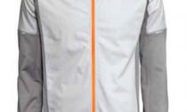 chaqueta correr h&m