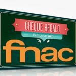 Cheque regalo para las Navidades en FNAC