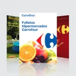Folleto de Carrefour para Apple
