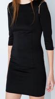 vestido neopreno rebajas bershka 2015