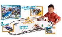 trenes Carrefour