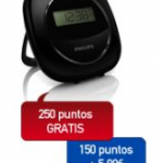 despertador philips la sirena