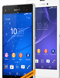 sony xperia z3 y t3 orange