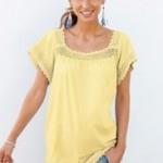 Venca primavera: Tops y camisetas de mujer
