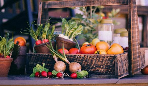 comer frutas y verduras dia