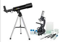 telescopio y microscopio