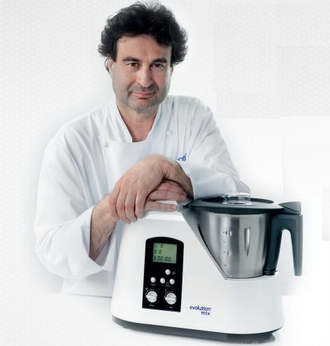Robot de cocina evolution mix con marca por 299 for Robot cocina bebe opiniones