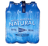 pack agua mineral