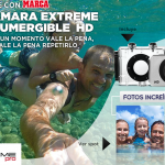 cámara sumergible extreme pro