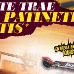 Patinete BMX Plegable Gratis -Diario ABC