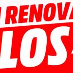 Plan Renovator en Media Markt 2015