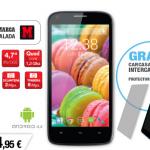 """Smartphone Gigatel Capture 4,7"""" por 94,95 € - Diario Marca"""