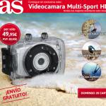 videocamara multisport hd