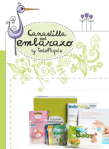 canastilla embarazo todopapas septiembre 2015