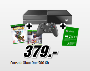 pack xbox one media markt