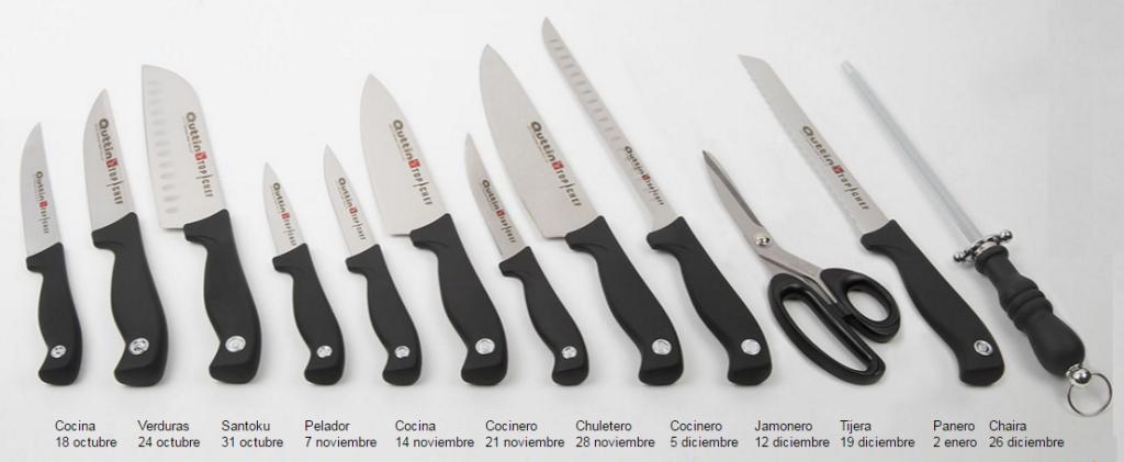cuchillos quttin top chef 2015 diario marca y el mundo