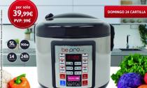 Robot de cocina programable bepro 39 99 diario as cat logos online promociones y ofertas - Robot de cocina alcampo ...